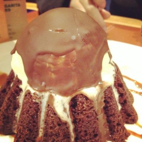 Chilis Lava Cake