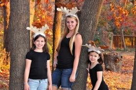 My three girls.