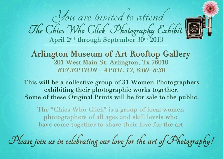 Come see us at the Arlington Museum.