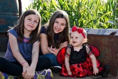 My hearts..the littlest girls.